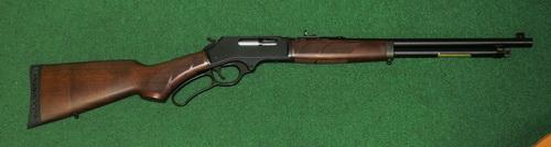 Henry lever action .410 ga shotgun