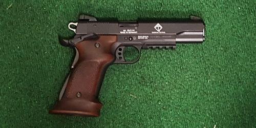 ATI M1911 A1 Target - Silver Dollar Firearms