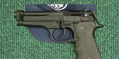Beretta 84, .380 ACP - Silver Dollar firearms