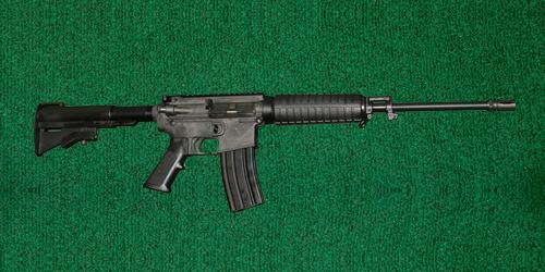 Bushmaster – XM15 M4 (Law Enforcement) - Silver Dollar Firearms
