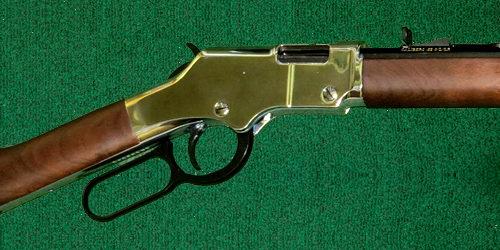 Henry – Silver Boy – .22 LR – round barrel – silver receiver - Silver Dollar firearms 2