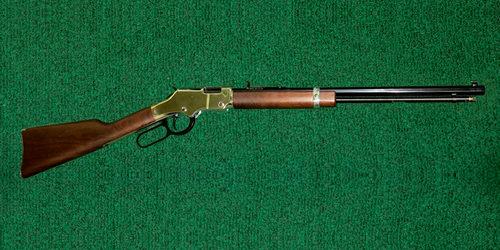 Henry – Silver Boy – .22 LR – round barrel – silver receiver - Silver Dollar firearms